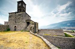 Uhrturm in Gjirokastra