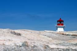 Peggy's Cove Lighthouse 2