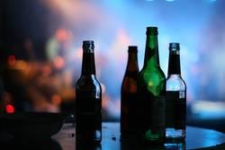 Flaschenlicht oder auch Flashlight