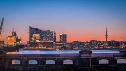 Schönste Stadt Skyline XI