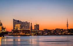Schönste Stadt Skyline XV