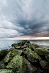Hiddensee | the rock....