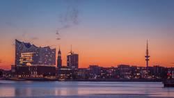 Schönste Stadt Skyline XIV