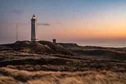 blavandshuk fyr lighthouse