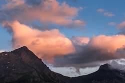 Steinig | felsiger Gipfel