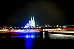 Cologne City Lights - Kölner Lichter
