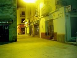 Allein in Spanien