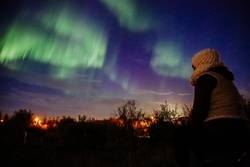Iceland | northern lights
