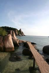 Catwalk in Thailand