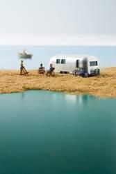 Kleines Camperparadies
