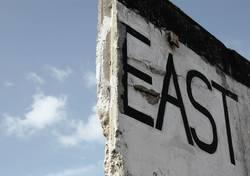 East Side wall