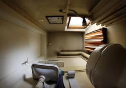 Kleinstzimmerdecke