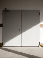 unspannende Tür...