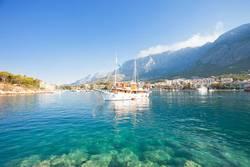 Makarska, Dalmatia, Croatia, Europe