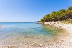 PINE BEACH, PAKOSTANE, CROATIA