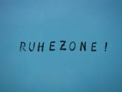 RUHEZONE!