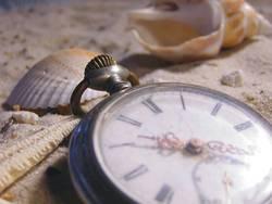 Zeit am Meer