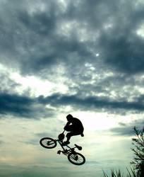 Jump into heaven