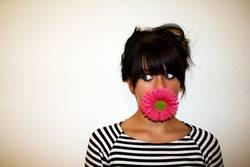 Ich ess Blumen