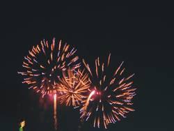 Feuerwerk Nimwegen 2