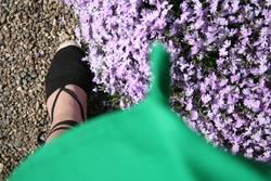 """""""Sommerkleid im Wind"""""""