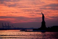 Sunset of Liberty