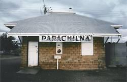 Bahnhof Parachilna