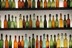 Zu viele Flaschen