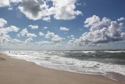 Lieber Nordseesehen als Karibikgucken