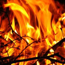 ::: Es brennt ein Feuer in mir :::