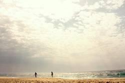 strand läufer