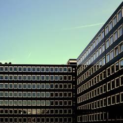 Diagonales Fensterln