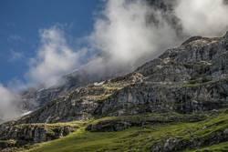 Heisse Quellen am Eiger