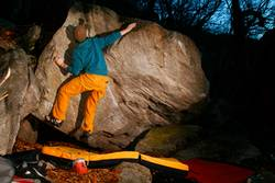 Boulder Cresciano