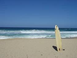 Surfboard_einsam