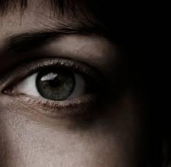 Spooky eyeball