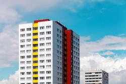 wohnhochhäuser, berlin