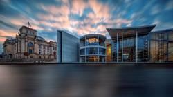 Berliner Regierungsviertel