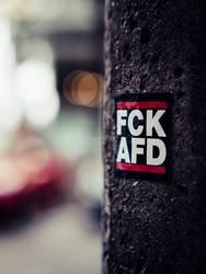 Gegen Hass mit viel Bokeh