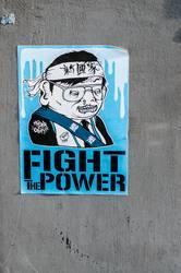 Fight in Hong Kong