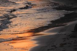 flüssiges Metall - Meeresrauschen