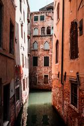Venedigs Nebengassen