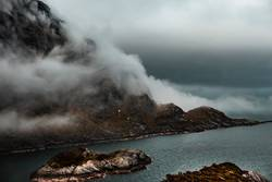 Isle of Skye am Abend
