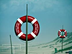 Rettungsringe - Selbstbedienung