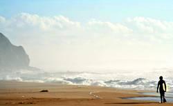 Der Junge und das Meer