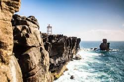 Leuchtturm auf der Halbinsel Peniche