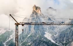 Instandsetzung der Dolomiten