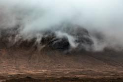 Isle of Skye im Nebel
