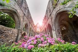 Abtei Beauport in der Bretagne