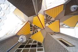 Kubushaus vom Piet Blom